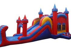 Inflatable Combo,Combo Bouncer,Combo Slide,Bouncy Slide,Castle Slide,Combo Games