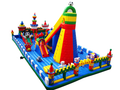 Inflatable Fun City,Inflatable Park,Large Inflatable Bouncer,Inflatable Trampoline,Custom Inflatable