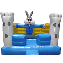 inflatable rabbit bouncer,inflatable kids bouncy castle