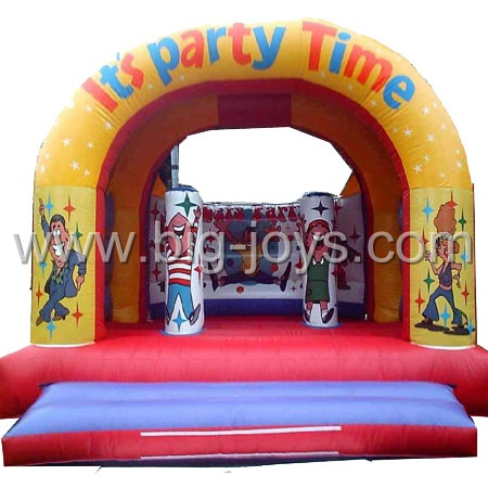 inflatable arch party bouncer,inflatable party bouncer for sale