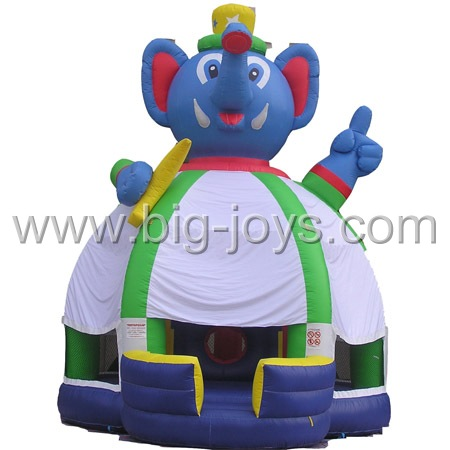 inflatable bear bounce tent,inflatable kids tent jumper for sale