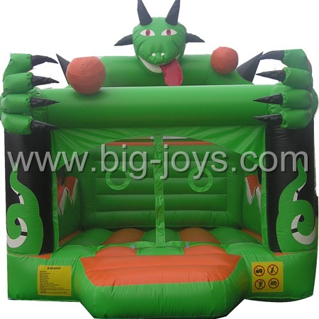 inflatable monster bouncer,inflatable indoor children bouncer for sale