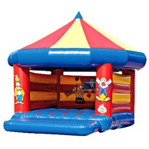 inflatable circus bouncer,inflatable commercial kids bouncy castle