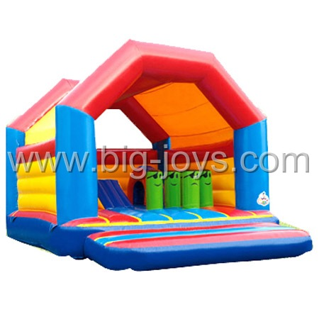 inflatable fun bouncer,inflatable small bounce playground