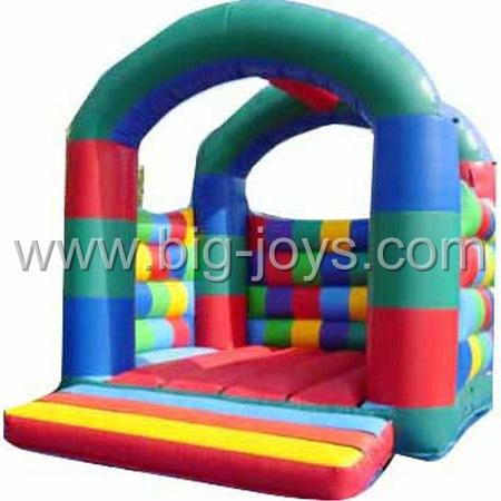 inflatable arch bouncer,inflatable small bouncer for children