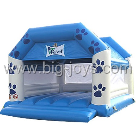 inflatable childrens bounce land,inflatable kids jumping bouncer for sale