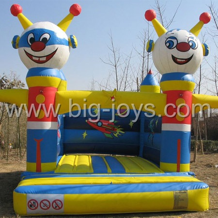 inflatable space bouncer,inflatable exciting bouncer for children