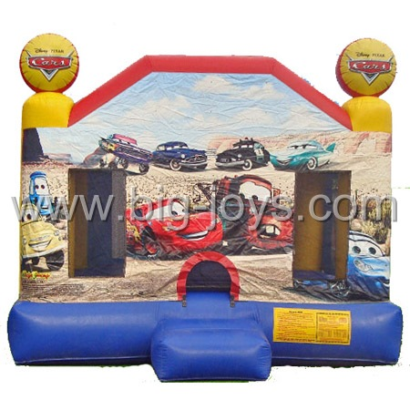 inflatable car jumping castle,kids inflatable commercial bouncer