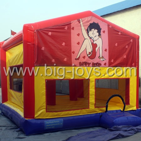 customized jump bouncer for children