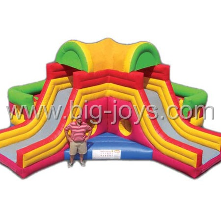 inflatable interactive game
