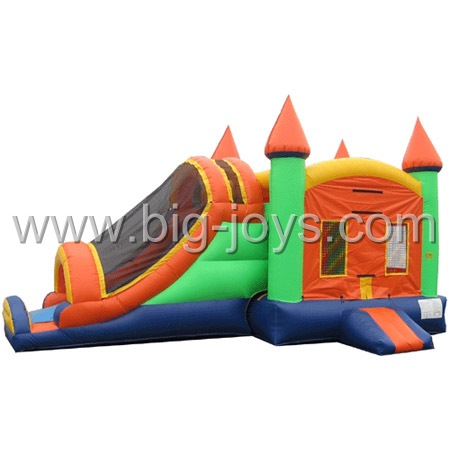 inflatable combo house