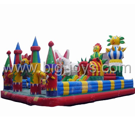 large inflatable trampoline,inflatable funcity for sale