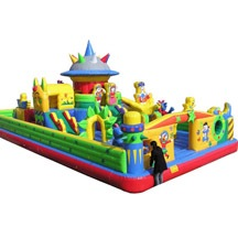 hot sale inflatable fun city,commercial inflatable fun city,inflatable fun city equipment