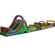 largest inflatable obstacle,Inflatable Tunnel Obstacle