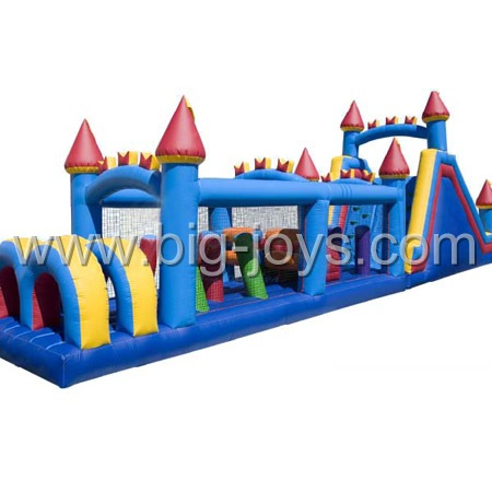 Inflatable Climbing Obstacle ,Air Castle Obstacle,Inflatable Obstacle Course
