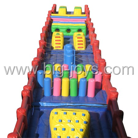 Inflatable Obstacle Payground,Chilren Inflatable Obstacle Course