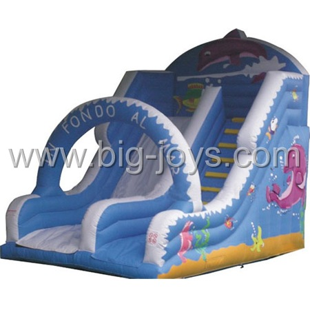 Inflatable Slides Sale, Inflatable Slide Manufacturer, Inflatable Ocean Slide