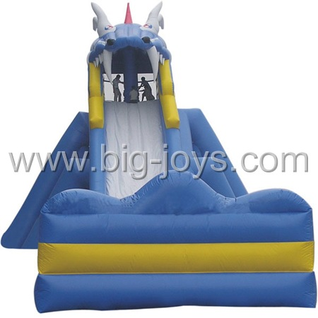 Inflatable Hippo Slide, Largest inflatable Water Slide, Giant Inflatable Water Slide for Adult, Hippo Water Slide