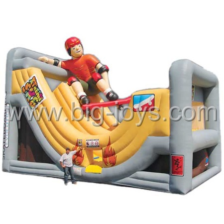 Kids Jumping Slide, Inflatable Slide factory, Inflatable Ski Slide, Inflatable Snow Slide