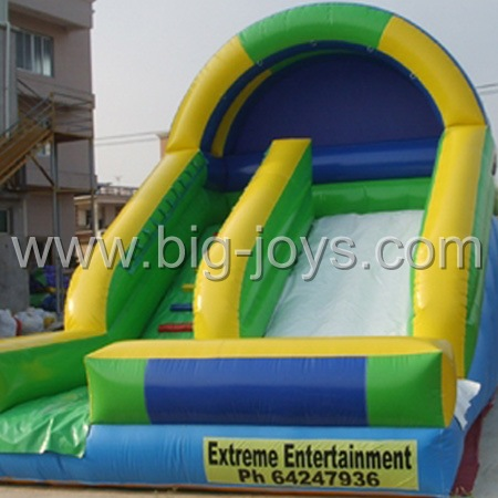 Simple inflatbale slide,Commercial use inflatable slide