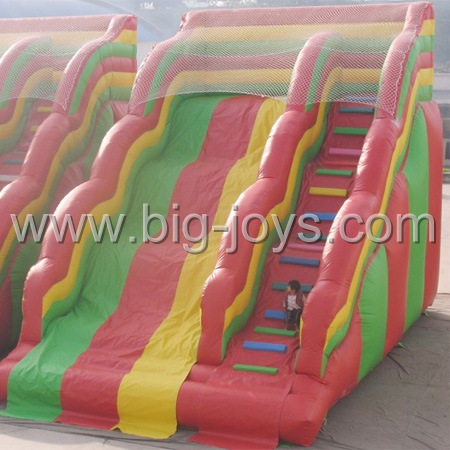 Big Inflatable Slide For Sale, Inflatable Slide Price, Wipeout Slide