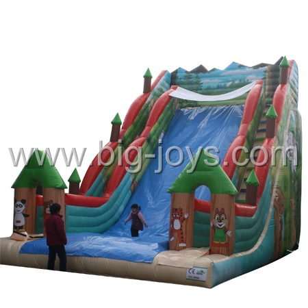Giant Inflatable Playground, Large Inflatable Trampoline