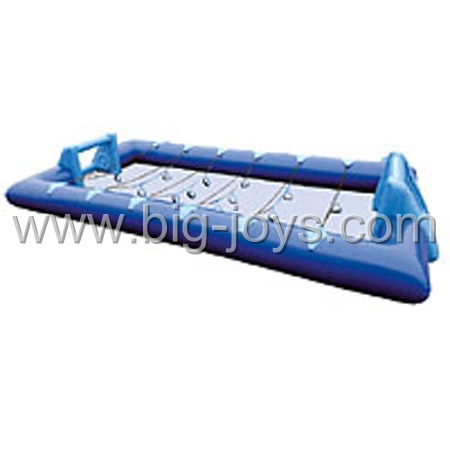 inflatable bungee run sport,inflatable 2 lane bungee run