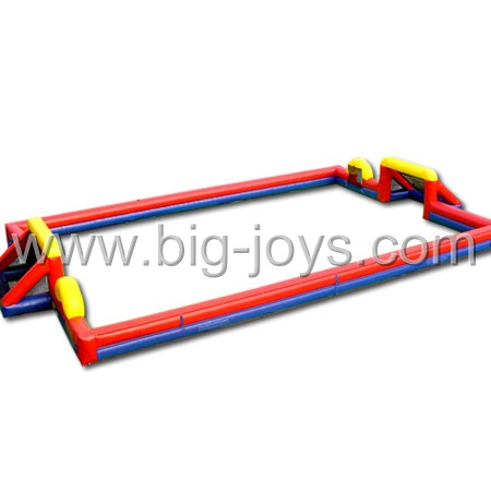 inflatable soccer playground,inflatable football playground