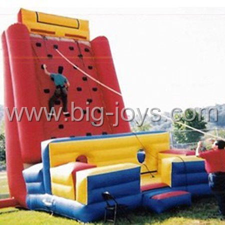 inflatable climbing wall,outdoor inflatable climbing game