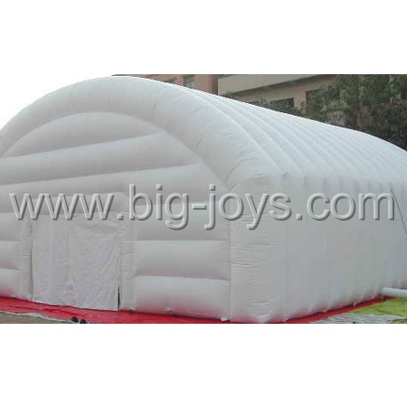long inflatable tent
