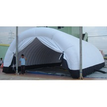 inflatable arch tent