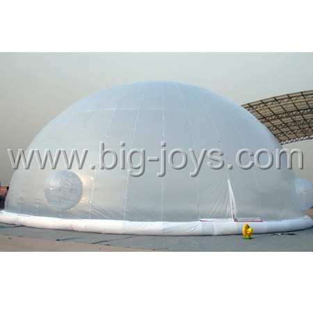 giant inflatable dome