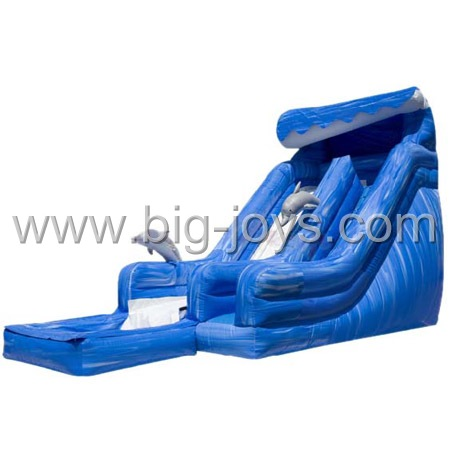 Commercial Grade Adult Size Inflatable Water Slide
