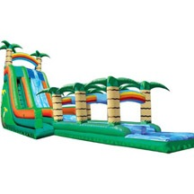 giant heavy duty inflatable water slide