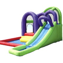 inflatable jumping castles  water slide