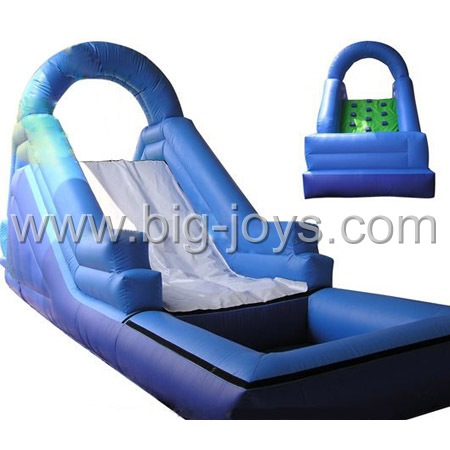 little tikes inflatable water slides