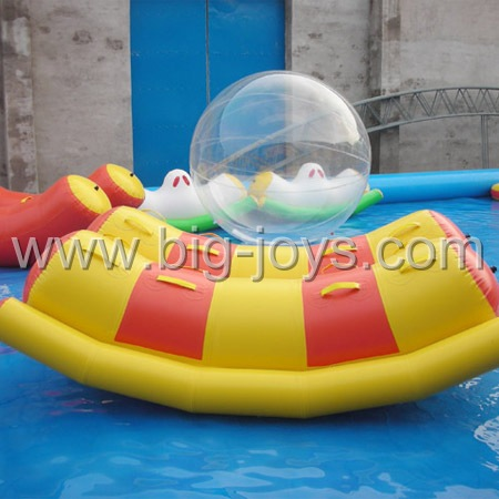 inflatable water rocker,kids inflatable water toys