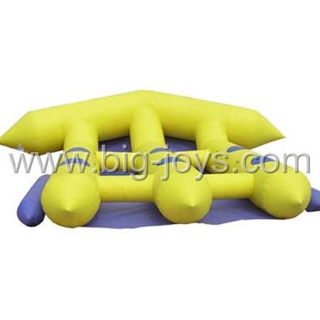 inflatable banana boat,large inflatable flying fish