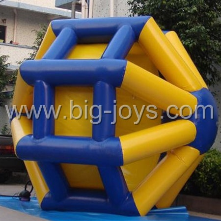 inflatable aqua running game,inflatable water park game