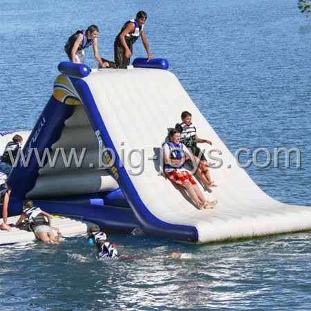 inflatable water park slide,small inflatable water slide