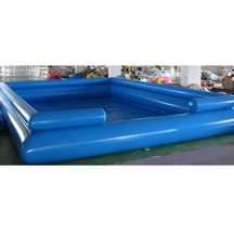 safe inflatable swimming pool