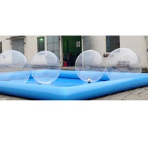 children inflatable swimming water ball pools