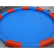 excellent round water pool