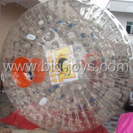 TPU/PVC inflatable body zorb ball