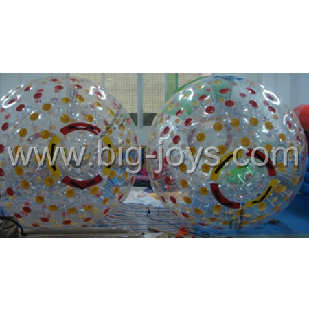 popular inflatable water zorb for water park