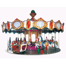 newest indoor carousel