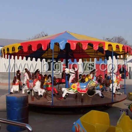 16seats simple carousel,cheap carousel for sale