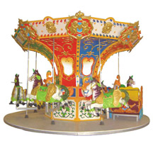 simple carousel,cheap carousel for sale