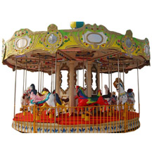 amusement park carousel horses for sale?;simple carousel,amusement kiddie carousel