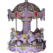 Mini Carousel; Merry Go Round;amusement park rides,luxury carousel horse